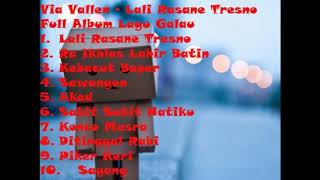 Via Vallen - Lali Rasane Tresno Full Album Lagu Galau