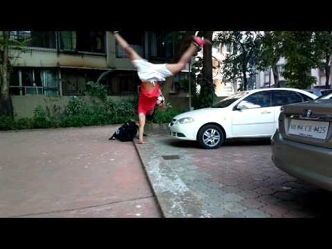 Freestyle Football Prathamesh Wadia - Save the world