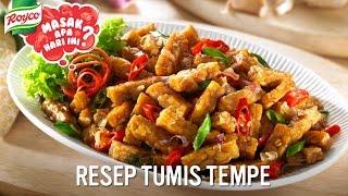 Resep Tumis Tempe