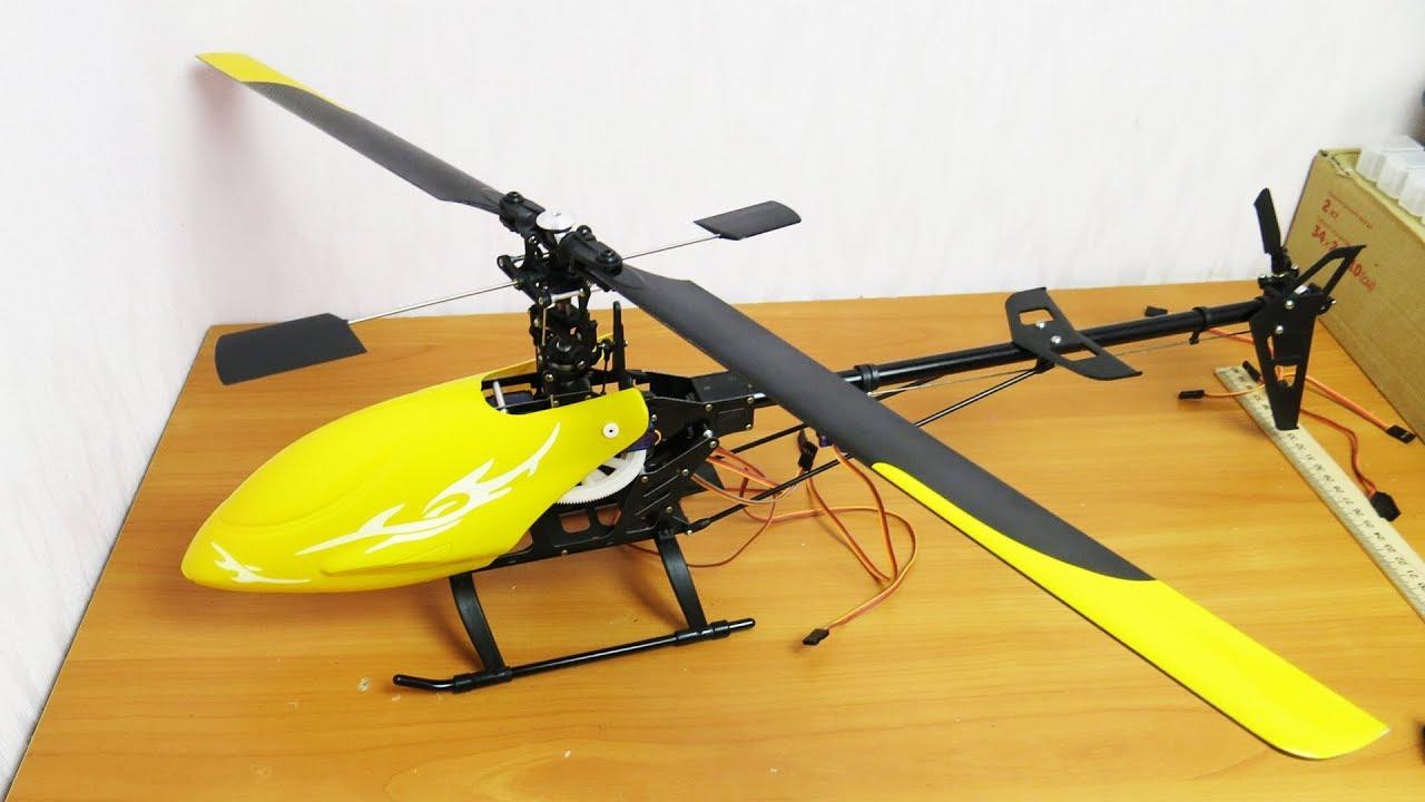 Вертолетов на радиоуправлении как сделать самому