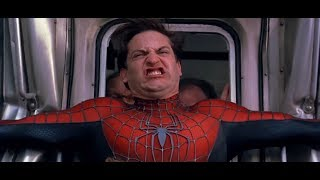 'You Say Run' Goes With Everything - Spider Man 2 Train Scene