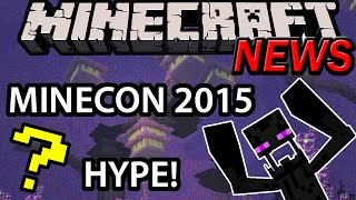 Minecraft 1.9 News: The End Revamp! New Dungeon, New Blocks, New Mobs, MineCon 2015 Teaser Image