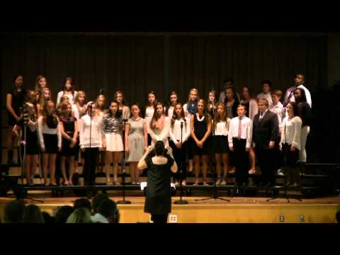 2014 Beacon Middle School Fall Concert - A Multicultural Concert
