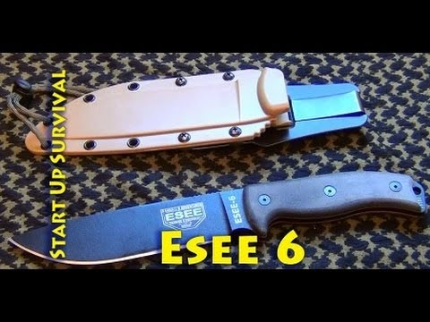 Esee 6 - Hitting the Sweet Spot
