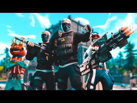 Our Most INTENSE Tilted Drop Yet ft. Nickmercs, Courage & Tim