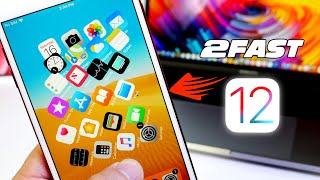 How to Make Your iPhone SUPER FAST iOS 12