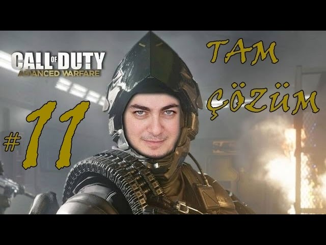 Call of Duty: Advanced Warfare OynuYorum #11 ÇÖKÜŞ