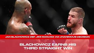 UFC Fight Night 127 Highlights - Alexander Volkov Knocks Out Fabricio Werdum In London