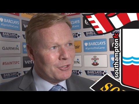 Koeman: It's an incredible achievement to reach the Europa League