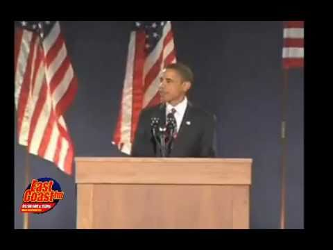 Obama Kenny  Ireland  Speech Controversy
