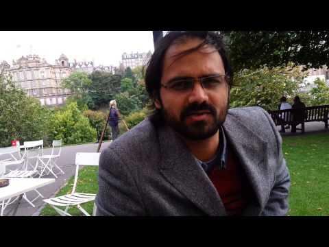 Hassan Sadiq Qasida 2014 Live Uk Edinburgh City video