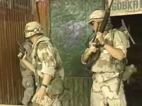 Delta Force :Black Hawk Down Trailer videogame