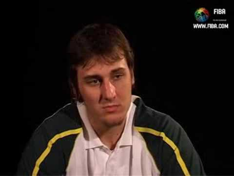 Andrew Bogut exclusive interview (Australia) Video