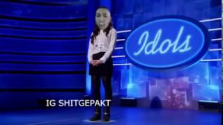 PARSA (M.O.B) BIJ IDOLS !!! | Parodie