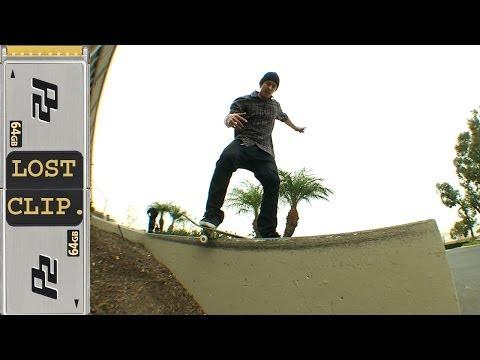 Dennis Durrant Lost Skateboarding Clip #29