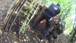 Woodland Paintball - Ahlen 20.09.2014 - Zombie - Runde 06