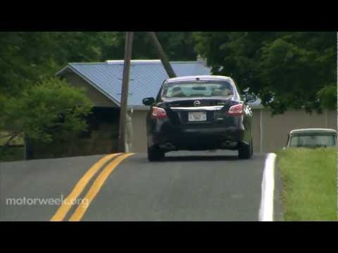 Road Test: 2013 Nissan Altima