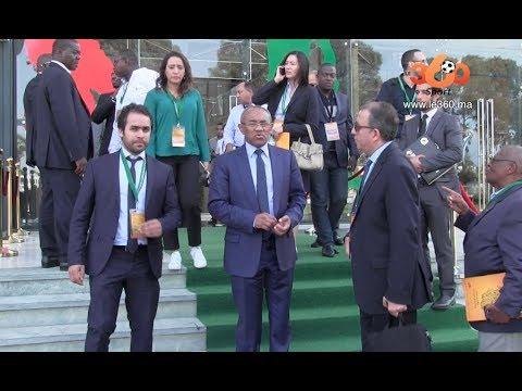 Le360.ma • CAF: un symposium très réussi selon président Ahmad Ahmad