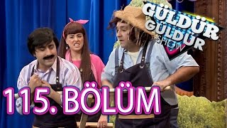 Güldür Güldür Show 115. Bölüm Tek Parça Full HD (27 Mayıs Cuma)