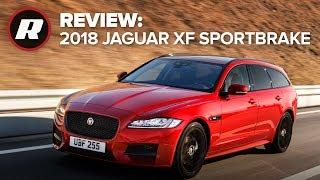 2018 Jaguar XF Sportbrake: A station wagon for the sporty crowd