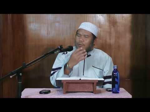 Bab Syafa'at 10052013 - Ustadz Abu Haidar Assundawy