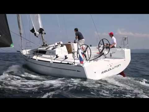 Elan 350 boat test