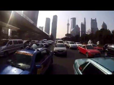 Shanghai by bike