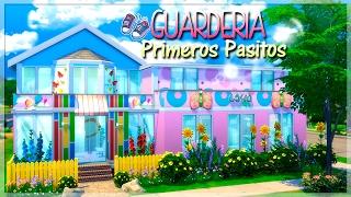 GUARDERÍA PRIMEROS PASITOS con FRITOSAURIO!! | Los Sims 4 — Speed Build