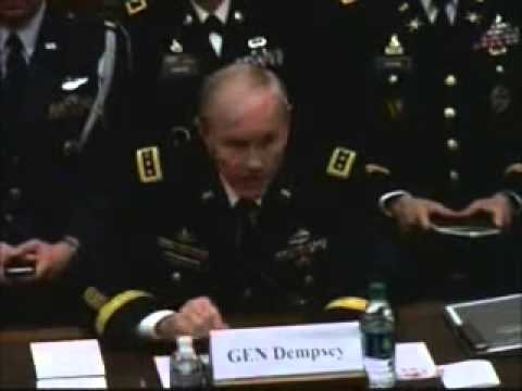 Rep. Kline Questions Secretary Hagel and Chairman Dempsey on Syria