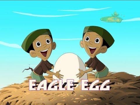 Chhota Bheem - Eagle Egg video