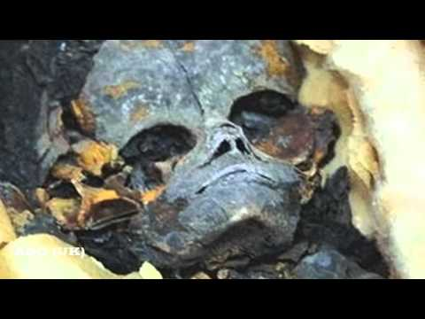 Extraterrestrial Mummy Found In Egypt 2012 HD