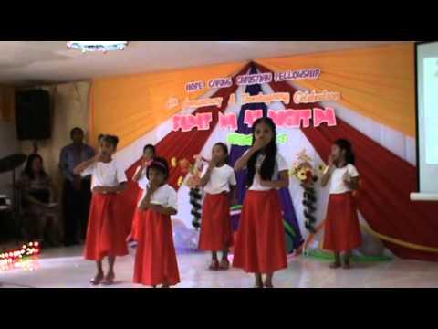 A gift to you - Kids Interpretative dance