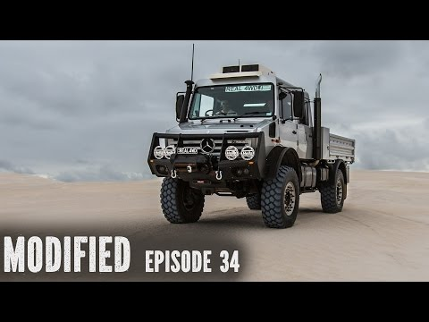 Unimog Review. Modified Episode 34