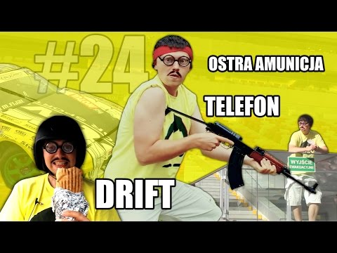 Ostra Amunicja, Telefon I Drift - Cyber Info # 24 video