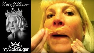 Grace Sugaring Upper Lip  - Vadazzle.com