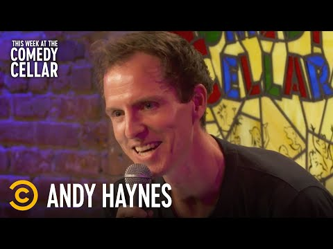 Hitting Rock Bottom on Weed vs. Alcohol - Andy Haynes