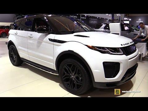 2016 Range Rover Evoque HSE Dynamic - Exterior and Interior - Walkaround 2016 Montreal Auto Show thumbnail