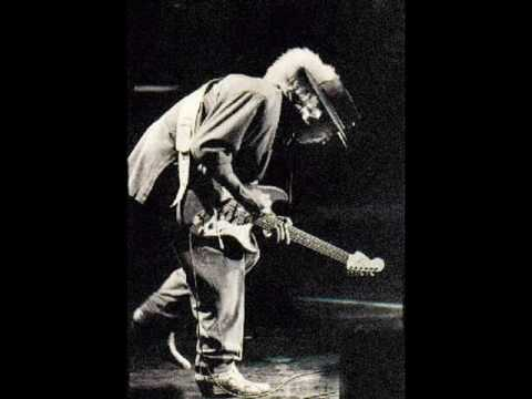 Stevie Ray Vaughan-Walking The Dog (1973)