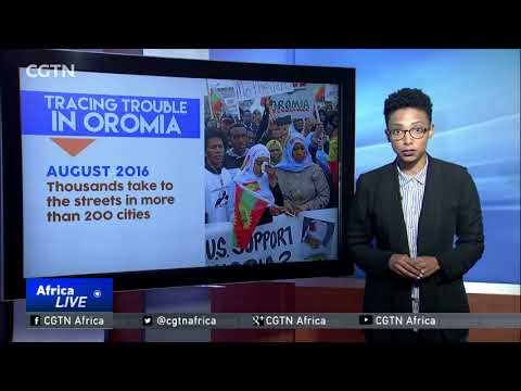 Ethiopia Unrest-Background Story