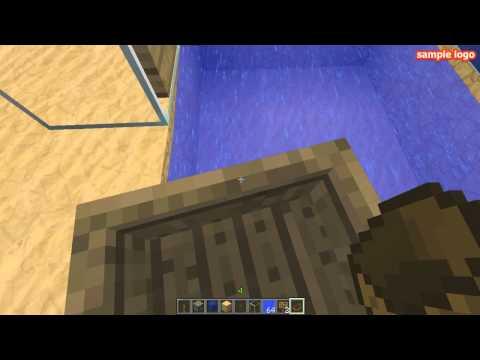Как в minecraft сделать водяной лифт
