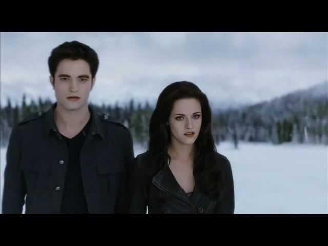 Twilight sága Rozbřesk 2 Část 0001