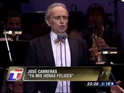 Jose Carreras Argentina 2010 LUNA PARK,
