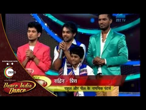 DID Lil Masters Season 3 - Episode 27 - May 31 2014 - Sadhwin...