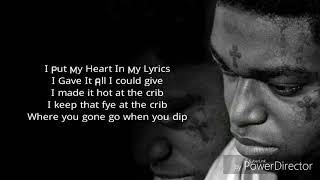 Kodak Black-Calling My Spirit(Lyrics)
