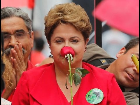 BRAZIL: Dilma Rousseff wins president election 2014