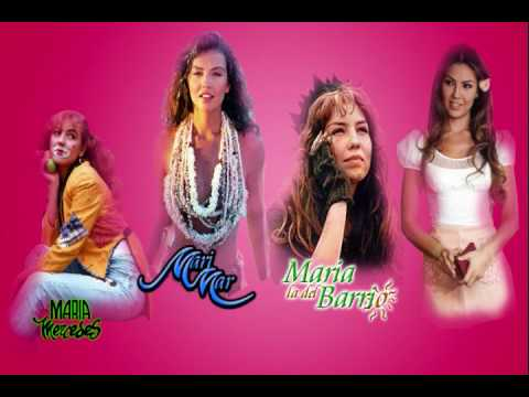 Thalia Telenovela Theme Songs