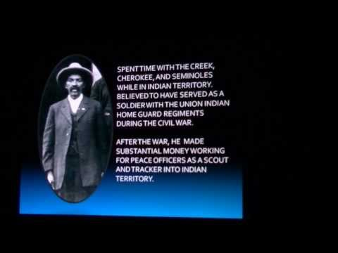 Professor Black's History-Bass Reeves
