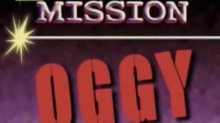 phim hoạt hình oggy tập 4 - nhiệm vụ của oggy