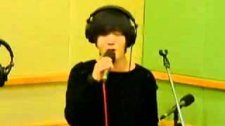 110328 Yesung Singing Waiting For You Sukira