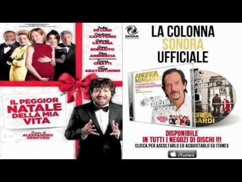 """Andrea Mingardi – Auguri Auguri Auguri – Colonna Sonora """"Il Peggior Natale Della Mia Vita"""""""